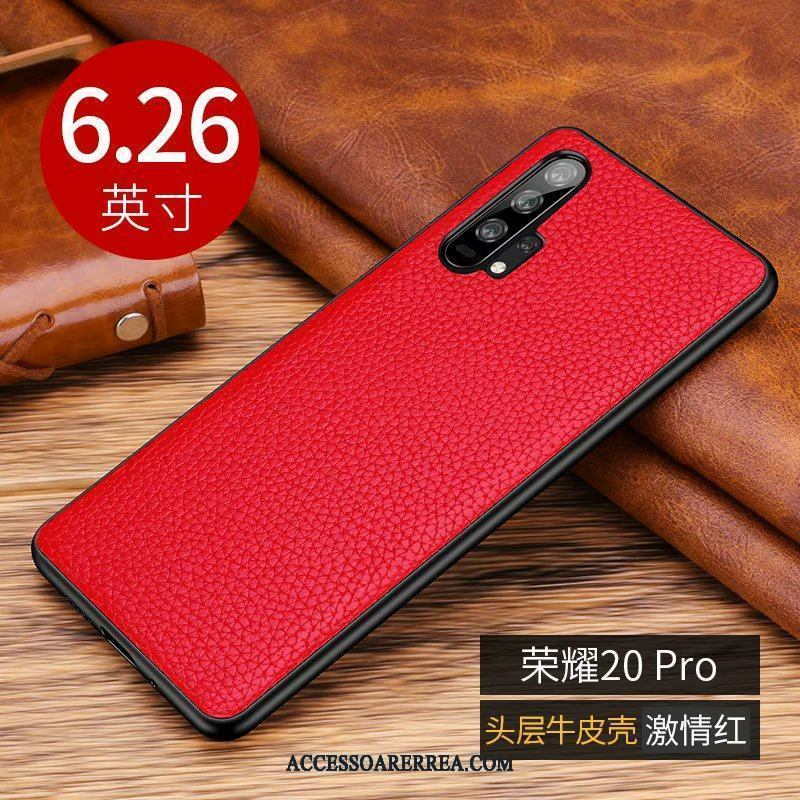 Honor 20 Pro Skal Silikon Business All Inclusive Skydd Mjuk